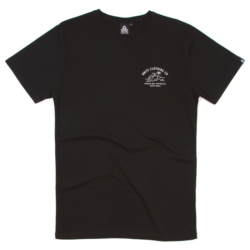 Hometown Tee (Black)