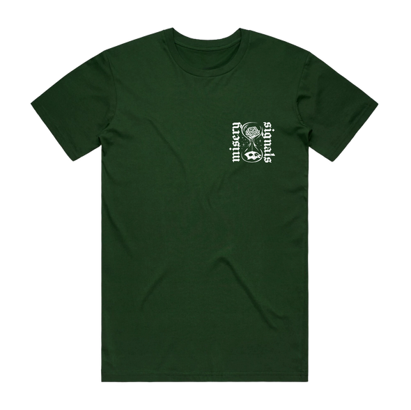 Hourglass Tee (Forest Green)