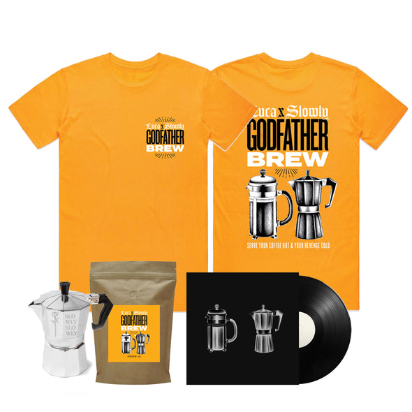 Godfather Brew Bundle #2 // PREORDER