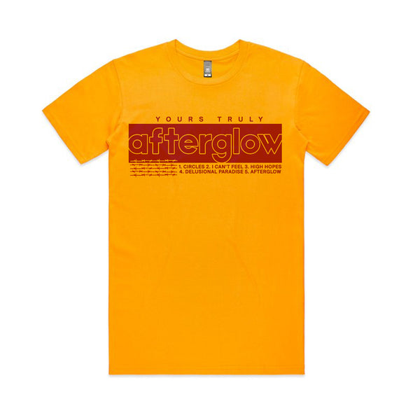 Afterglow Tee (Gold)