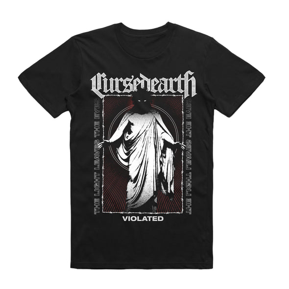 Violated Tee (Black)