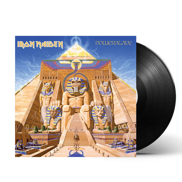 "Powerslave 12"" Vinyl (Black)"
