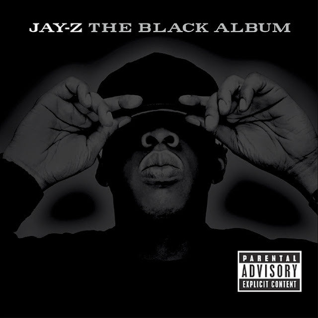 "Jay-Z // The Black Album (2LP 12"" Vinyl)"