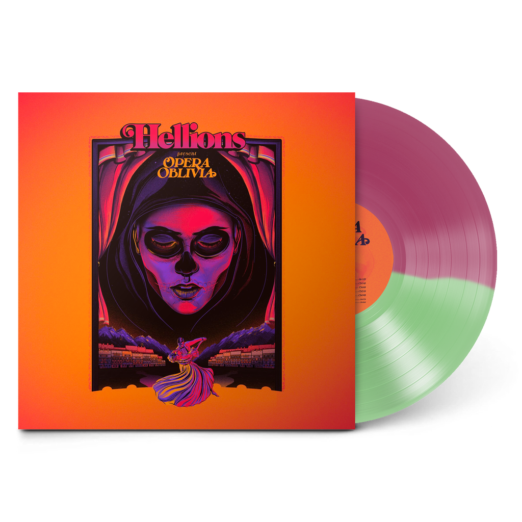 "Opera Oblivia (12"" Green/Purple Signed Vinyl)"