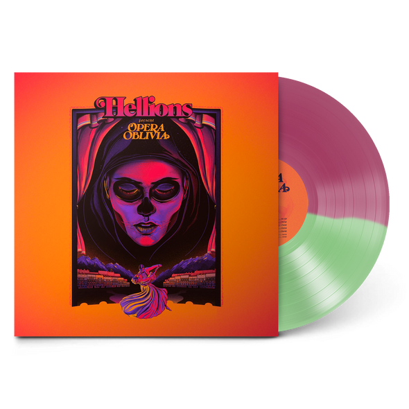 "Opera Oblivia (12"" Green/Purple Vinyl)"