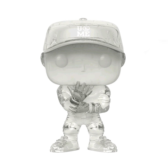 WWE - John Cena Invisible Pop! Vinyl Figure (US Exclusive)