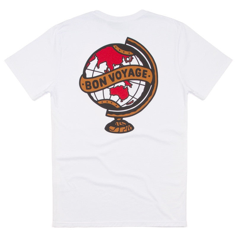 Unite Official Merch - Journey Tee Shirt (White)