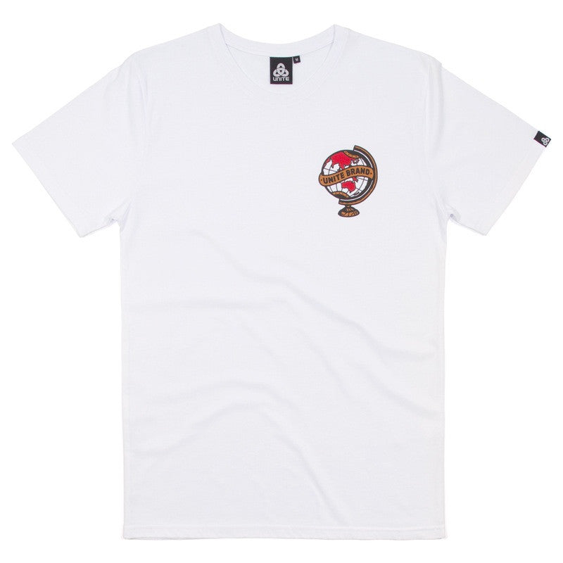 Journey Tee Shirt (White)