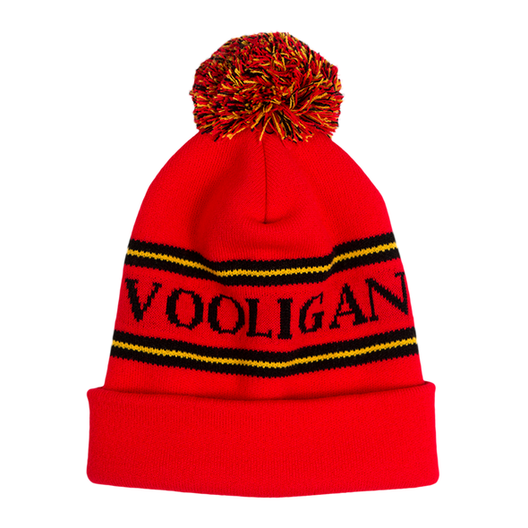 Vooligan Beanie (Red)
