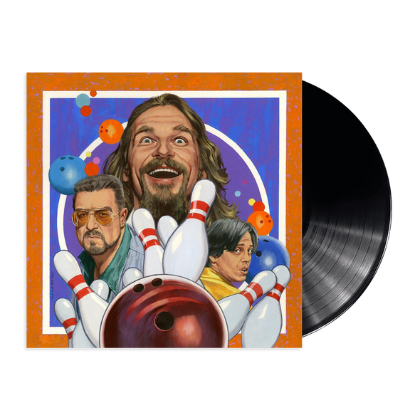 "The Big Lebowski: Original Soundtrack 12"" Vinyl"