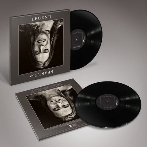"Fearless 12"" 2LP (Black)"