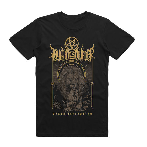 Lions of War Tee (Black)