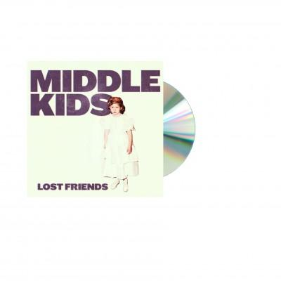 LOST FRIENDS CD