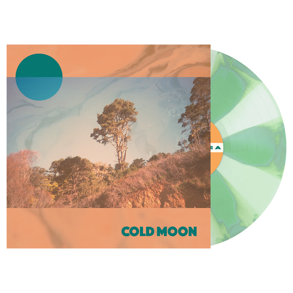 "Rising 12"" Vinyl (Pinwheel with Bone and Coke Bottle Green) // PREORDER"