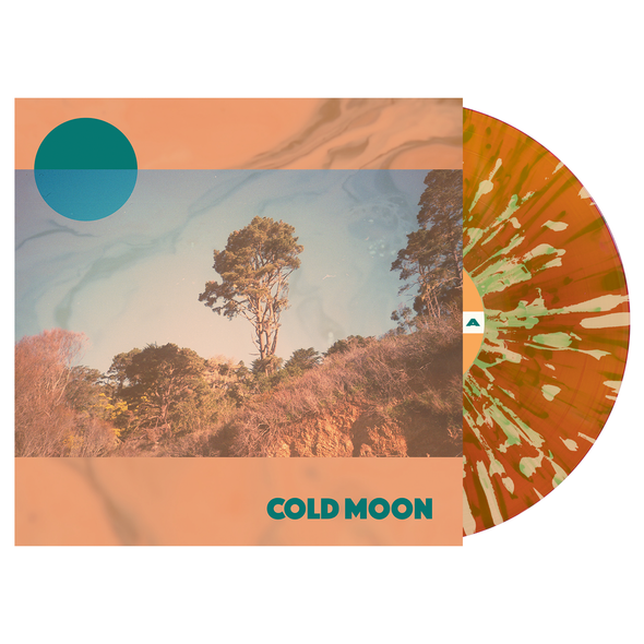 "Rising 12"" Vinyl (Orange Crush w/ heavy Bone and Doublemint Splatter) // PREORDER"