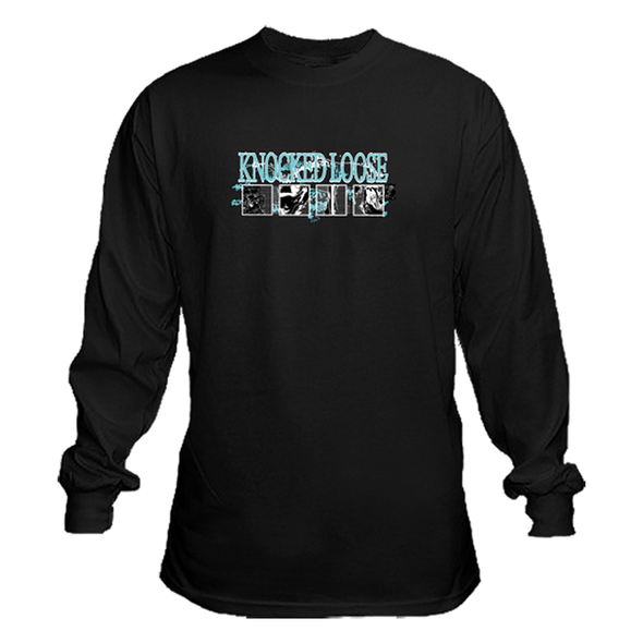 Mistakes Like Fractures Long Sleeve (Black)