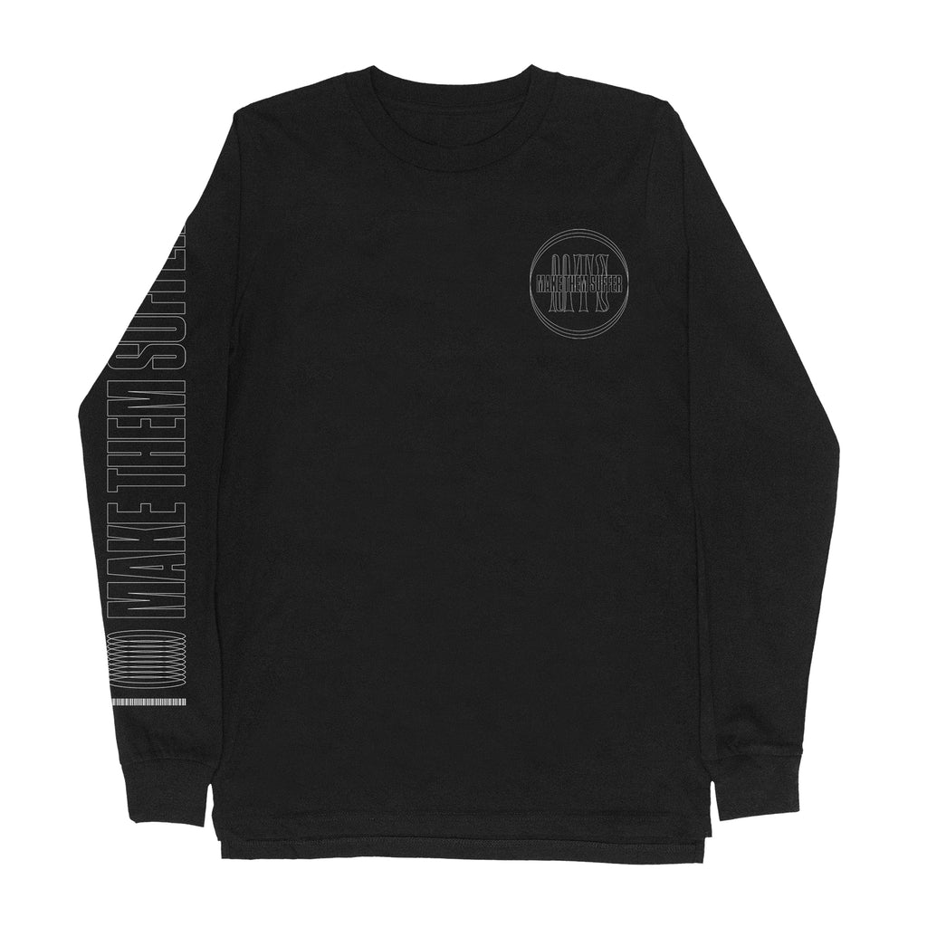 Heart In Hand Longsleeve (Black)