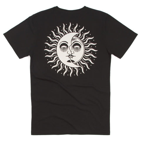 Lunarcy Tee Shirt (Black)