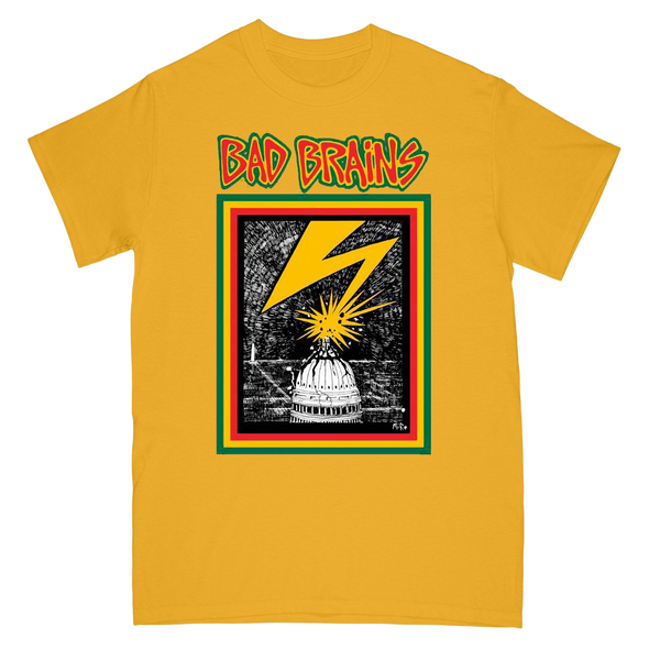 Capitol Tee (Gold)