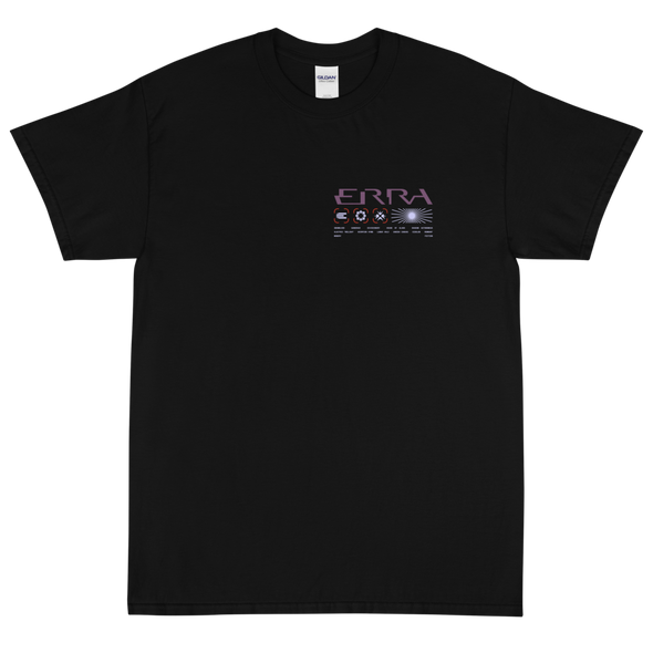 Humanoid Tee (Black) + ERRA Digital Download