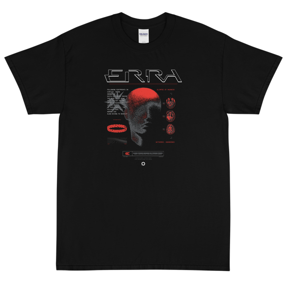 Snowblood Tee (Black) + ERRA Digital Download