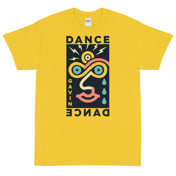 8Face Tee (Yellow)