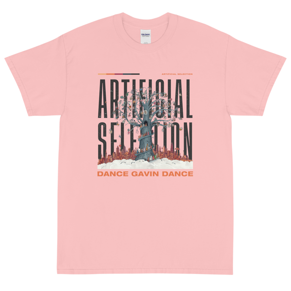 Artificial Selection Tee (Pale Pink)