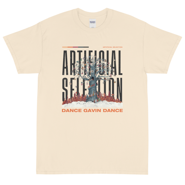 Artificial Selection Tee (Natural)