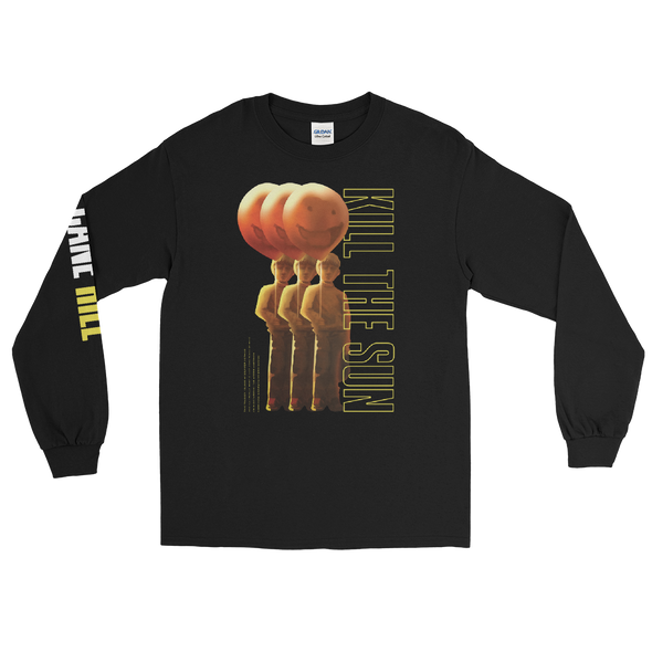 Kill The Sun Longsleeve (Black)