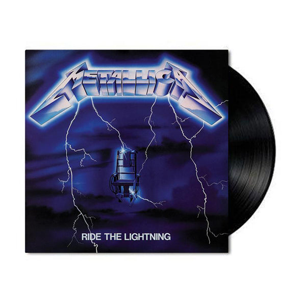 "Ride The Lightning 12"" Vinyl (Black)"