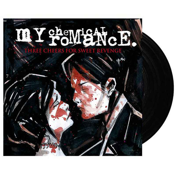 "Three Cheers For Sweet Revenge 12"" Vinyl"