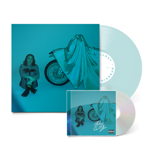 Speeding Vinyl + Signed CD Bundle