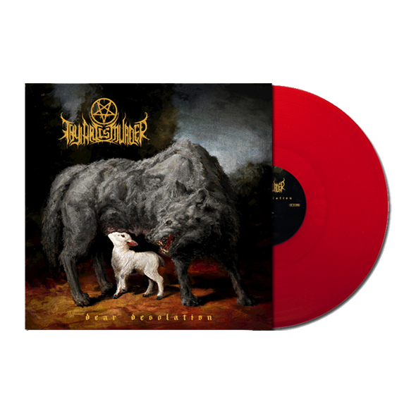 "Dear Desolation - 12"" Vinyl Gatefold (Translucent Red)"