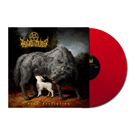 "Dear Desolation - 12"" Vinyl Gatefold (Translucent Red)  // Preorder"