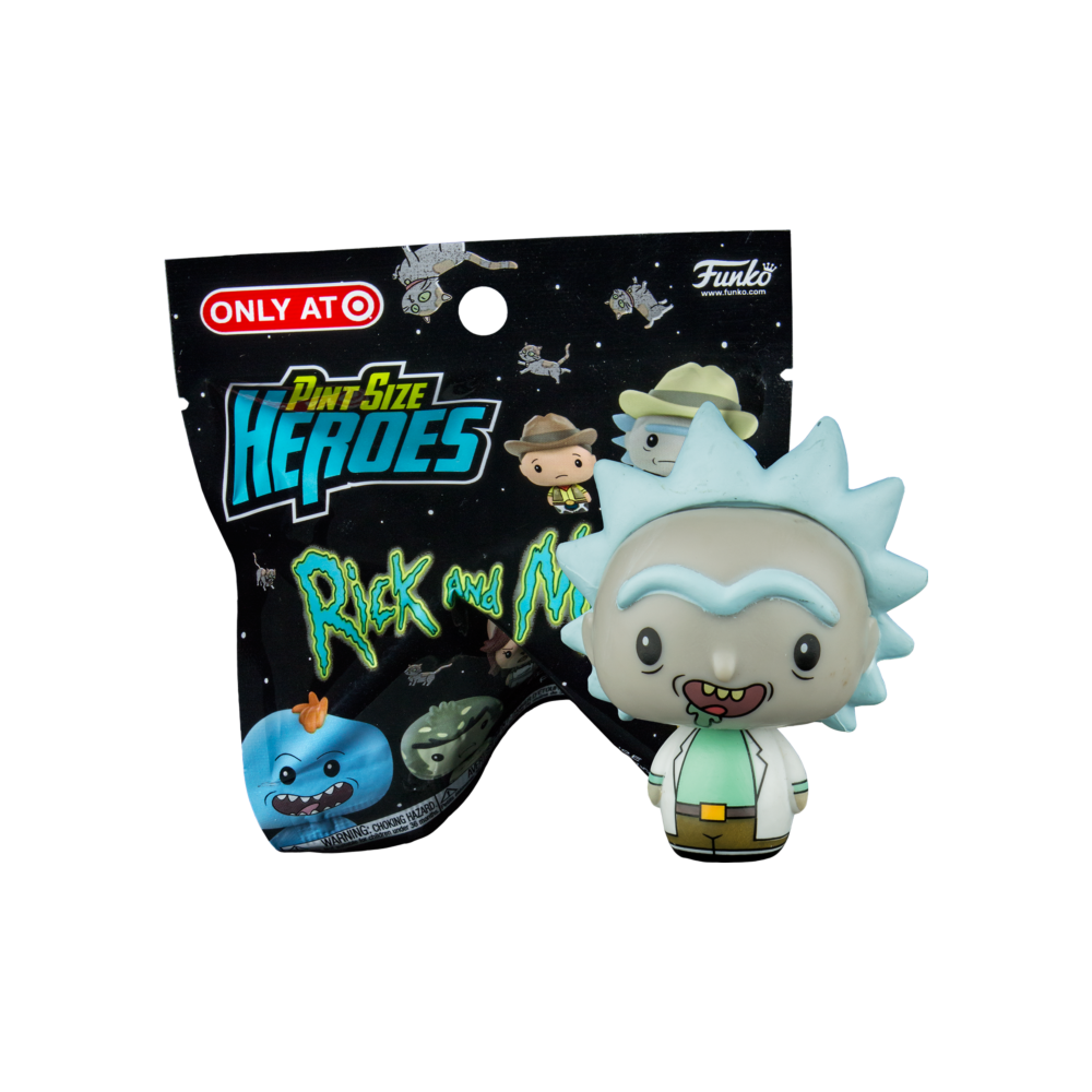 Rick and Morty - Pint Size Heroes Blind Bag Vinyl Figure