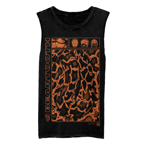 7a33ffe5d Band Tanks, Singlets, Sleeveless, Bandcuts - Official Merch – 24Hundred