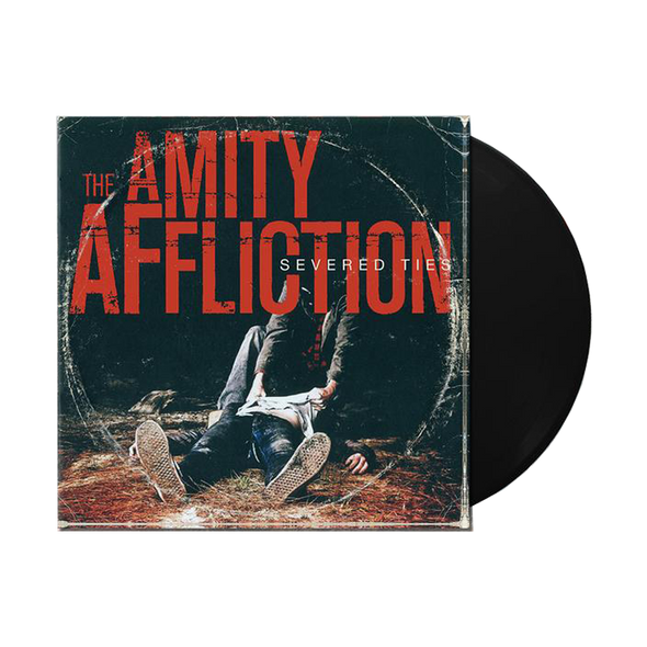 "The Amity Affliction Official Merch - Severed Ties (12"" Black Vinyl LP)"