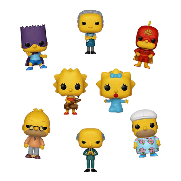 Springfield Collection - The Simpsons Pop! Vinyl