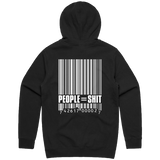 People = Shit Hoodie (Black)