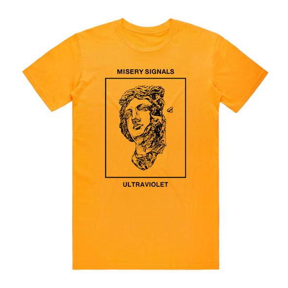 Statue Tee (Gold)