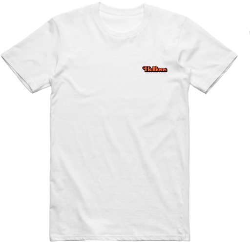 Reinvent The World Tee (White)