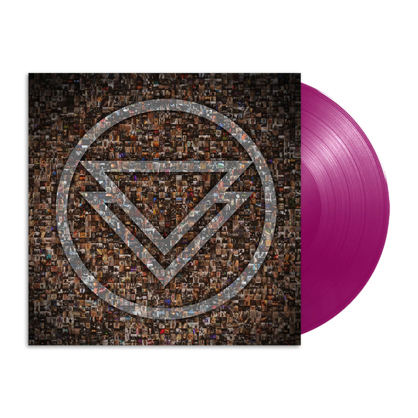 "The Ghost Inside 12"" Vinyl (Indie Exclusive Opaque Magenta)"