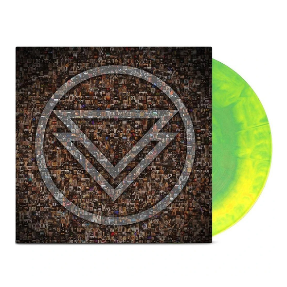 "The Ghost Inside 12"" Vinyl (Australian Exclusive Green/Yellow Marble)"