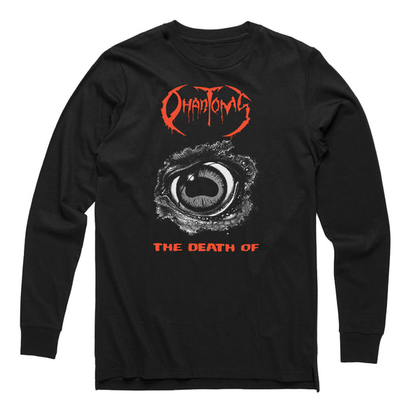 The Death Of Longsleeve (Black)