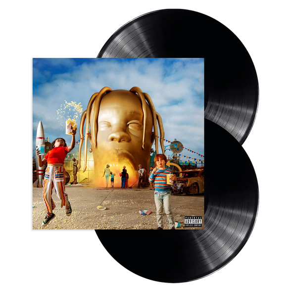 Astroworld 2LP Vinyl