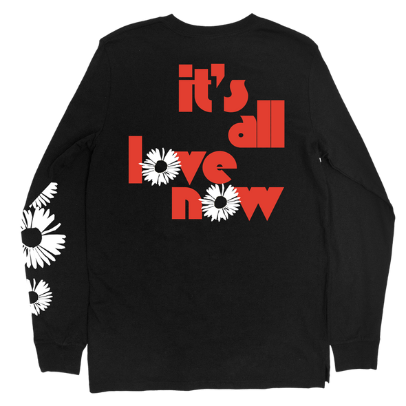 It's All Love Now Longsleeve (Black)
