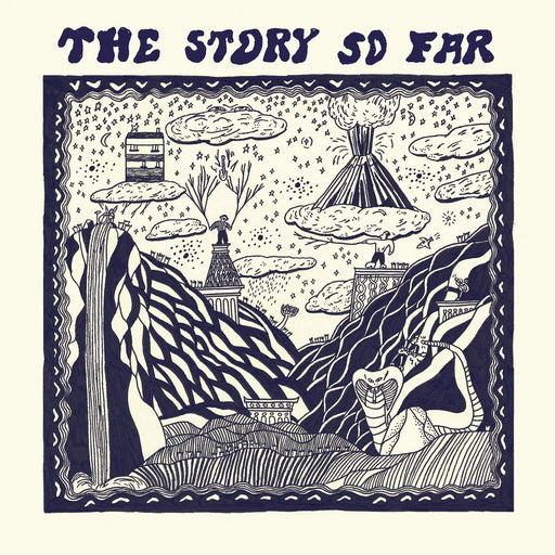 The Story So Far merch The Story So Far (CD)