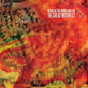 Between The Buried And Me Official Merch - The Great Misdirect (CD)