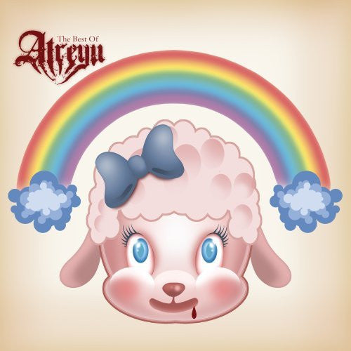 Atreyu Official Merch - The Best Of (CD/DVD)