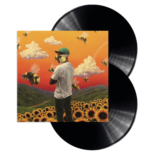 Flower Boy 2LP Vinyl